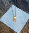 Goldkette_Pineapple